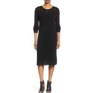 NWT Eileen Fisher Lightweight Sweater Dress